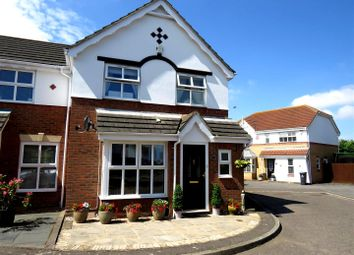 Thumbnail 3 bed semi-detached house for sale in Caversham Park Avenue, Rayleigh