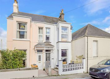 Thumbnail 3 bed terraced house for sale in Arwenack Avenue, Falmouth