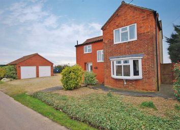 Thumbnail 3 bed detached house for sale in Running Post Lane, Bicker, Boston