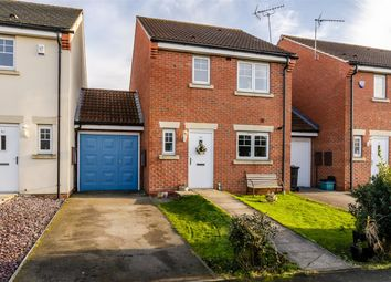 Thumbnail 3 bed link-detached house for sale in Bridge Close, Church Fenton