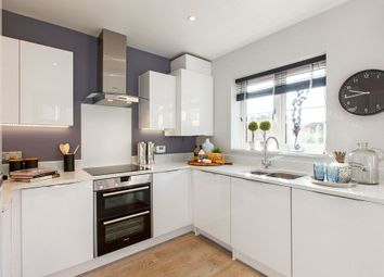 "Thumbnail 3 bed end terrace house for sale in ""The Staunton"" at Muggleton Road, Amesbury, Salisbury"