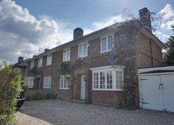 Thumbnail 3 bed semi-detached house for sale in Leaside Way, Southampton
