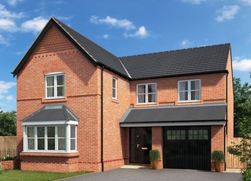 Thumbnail 4 bed detached house for sale in Cromwell Road, The Sutton +, Preston, Lancashire