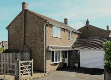 Thumbnail 4 bedroom detached house for sale in Melton Road, Whissendine, Oakham