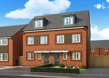 "Thumbnail 3 bed property for sale in ""The Kepwick At Mill Brow"" at Central Avenue, Speke, Liverpool"