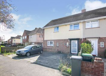 3 bed semi-detached house for sale in Nobes Avenue, Bridgemary, Gosport PO13