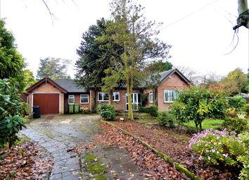 Thumbnail 4 bed bungalow for sale in Station Road, Delamere, Northwich