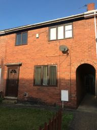 Thumbnail 4 bedroom terraced house to rent in Smeaton Road, Upton, Pontefract