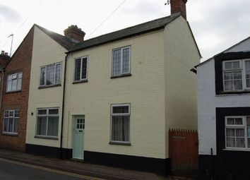 Thumbnail 3 bed semi-detached house for sale in High Street, Long Buckby, Northampton