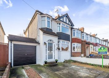 Thumbnail 3 bed terraced house for sale in Blaker Avenue, Rochester