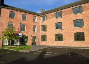 Thumbnail 2 bed flat for sale in Tean Hall Mills, Tean, Stoke-On-Trent