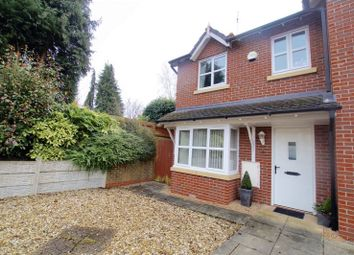 Thumbnail 3 bed semi-detached house for sale in Trinity Close, Gobowen, Oswestry
