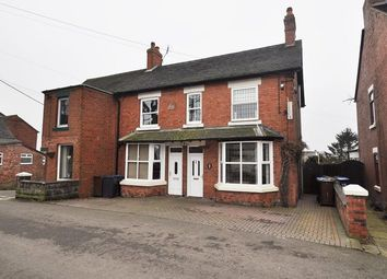 Thumbnail 1 bedroom semi-detached house for sale in Hazles Cross Road, Kingsley, Stoke-On-Trent ST102Ax