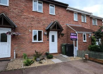 Thumbnail 2 bedroom terraced house for sale in Norman Close, Dereham