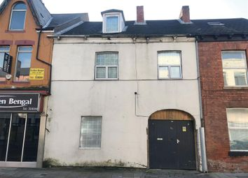Thumbnail 4 bed block of flats for sale in Hessle Road, Hull