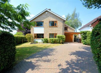 Thumbnail 4 bed detached house for sale in Theydon Park Road, Theydon Bois, Essex