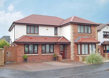 Thumbnail 5 bed detached house for sale in Patrickbank Crescent, Elderslie, Johnstone