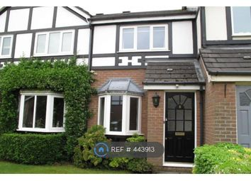 Thumbnail 2 bed terraced house to rent in Ascot Close, Macclesfield
