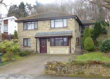 Thumbnail 4 bed detached house for sale in Manor Drive, Bingley