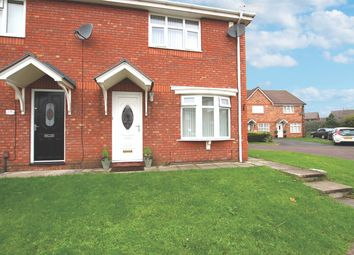 Thumbnail 3 bed semi-detached house for sale in Wenlock Drive, Halewood, Liverpool