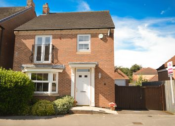 Thumbnail 4 bed detached house for sale in Oxclose Park Way, Halfway, Sheffield