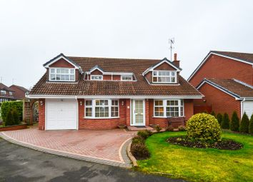 Thumbnail 4 bed detached house for sale in Fairways Drive, Blackwell, Bromsgrove