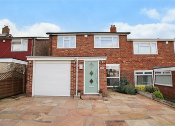 Thumbnail 4 bed semi-detached house for sale in Mungo Park Way, Orpington, Kent