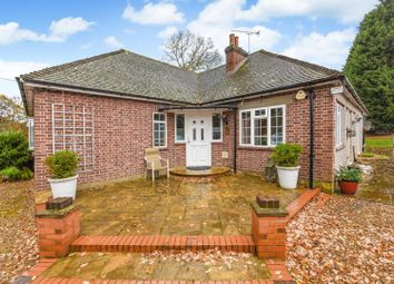 Thumbnail 6 bed bungalow to rent in Hardwick Lane, Lyne, Chertsey