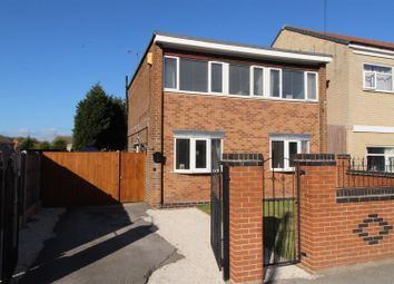 Thumbnail 4 bed detached house for sale in Knaton Road, Carlton-In-Lindrick, Worksop