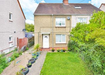 Thumbnail 2 bedroom semi-detached house for sale in Western Road, Bletchley, Milton Keynes