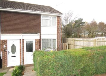 Thumbnail 2 bed end terrace house to rent in Charlton Close, Bournemouth