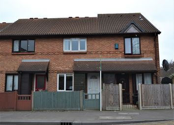 Thumbnail 2 bed terraced house to rent in Church Road, Mitcham