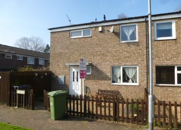 Thumbnail 3 bedroom end terrace house for sale in Anna Sewell Close, Thetford