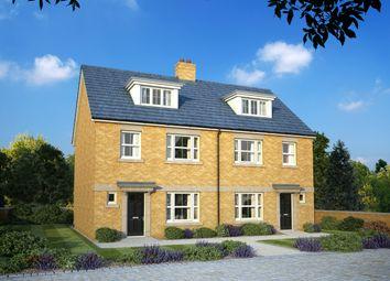 Thumbnail 4 bed semi-detached house for sale in Southfleet Road, Ebbsfleet