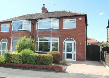 Thumbnail 3 bed semi-detached house for sale in Downs Drive, Timperley, Altrincham