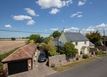 Thumbnail 4 bed detached house for sale in Church Lane, Pagham, Bognor Regis