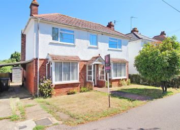 Thumbnail 3 bed detached house for sale in Ravenscourt Road, Rough Common, Canterbury