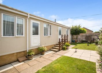 Thumbnail 2 bed mobile/park home for sale in Beverley Hills Park, Amesbury, Salisbury