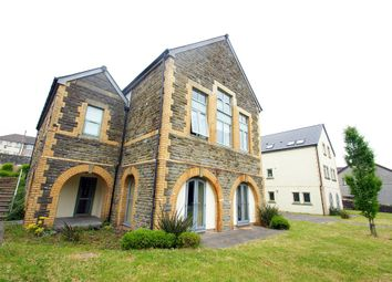 Thumbnail 1 bed flat to rent in Tredegar Avenue, Llanharan, Pontyclun