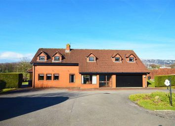 Thumbnail 4 bed detached house for sale in Hanfield Park, Croesyceiliog, Cwmbran