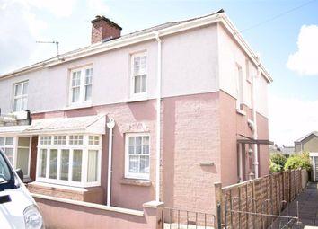 3 bed semi-detached house for sale in Myrddin Crescent, Carmarthen SA31
