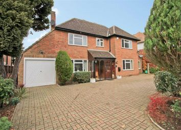 Thumbnail 5 bed property to rent in Highfield Drive, Ickenham