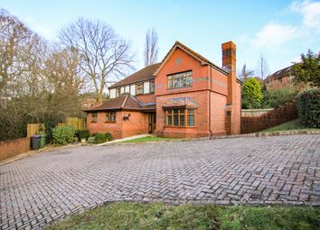4 bed detached house for sale in The Manor, Llantarnam, Cwmbran NP44