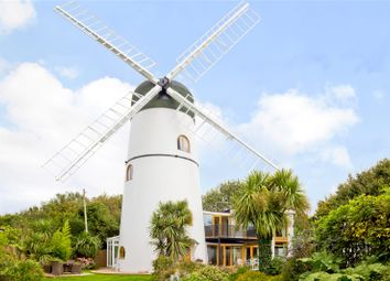 Thumbnail 3 bed detached house for sale in Windmill Drive, Brighton, East Sussex