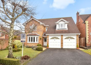 Thumbnail 4 bed detached house for sale in Greenfield Avenue, Balsall Common