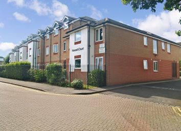 Thumbnail 1 bed flat for sale in Kennett Court, Swanley