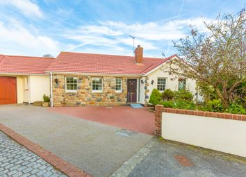 Thumbnail 3 bed bungalow for sale in Damouettes Lane, St. Peter Port, Guernsey