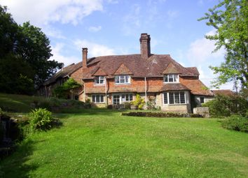 Thumbnail 4 bedroom detached house to rent in Roundhurst, Haslemere