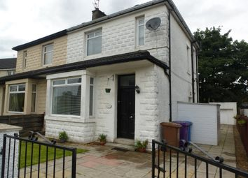 Thumbnail 3 bed semi-detached house for sale in Braidfauld Place, Tollcross, Glasgow