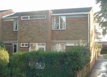 Thumbnail 4 bed end terrace house to rent in Clare Close, Bury St. Edmunds